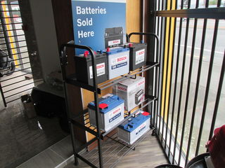 Distributor for Bosch BATTERIES